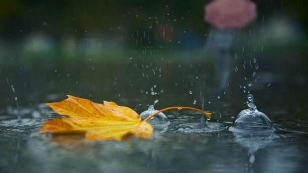 Прогноз погоди на 12 листопада