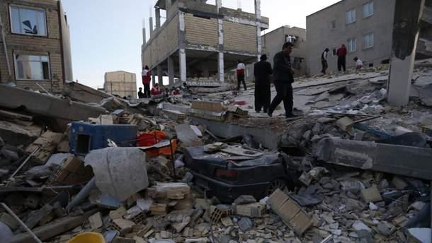 Головні новини 12 листопада: наслідки землетрусу в Ірані