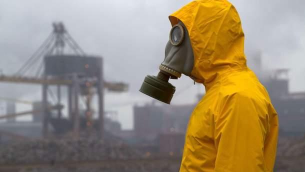 В Європі помітили радіоактивну хмару з Уралу