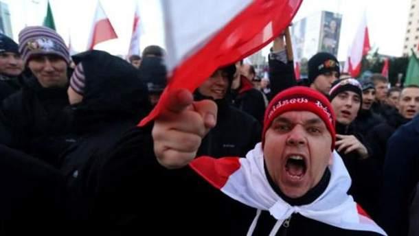 Польские ультраправые проведут марш
