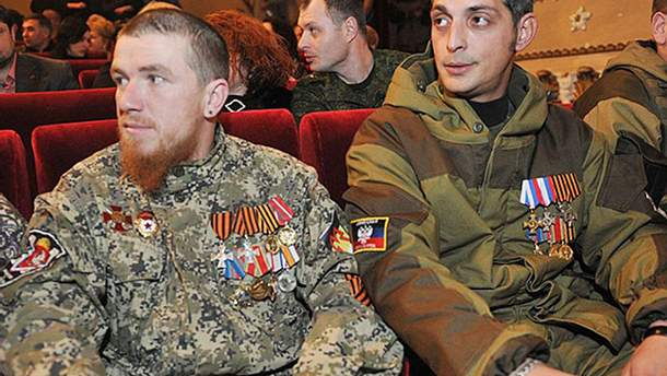 """В """"ДНР"""" випустили монети з портретами """"Мотороли"""" та """"Гіві"""""""