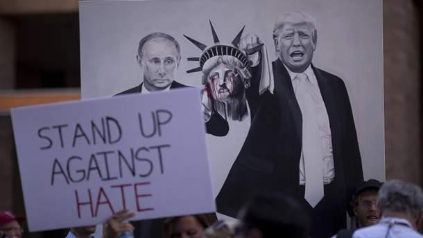 Трампу просто неинтересно разговаривать с Путиным, – Орешкин