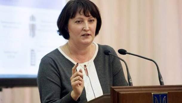 Голова НАЗК Корчак пояснила дії свекрухи щодо детектива НАБУ
