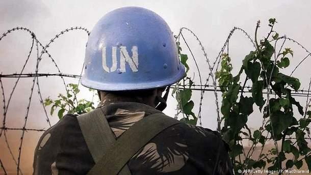 Россия планирует выдать своих военных за миротворцев ООН на Донбассе, заявил Турчинов