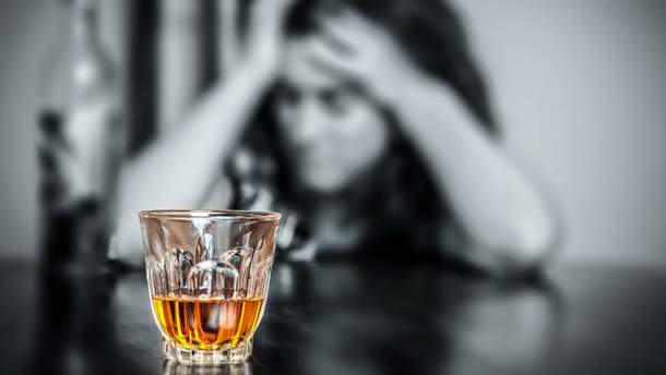 Як алкоголь шкодить мозкові