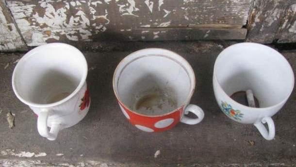 Три человека отравились неизвестным веществом