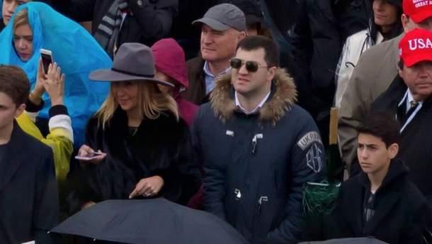 Насиров посетил инаугурацию Дональда Трампа