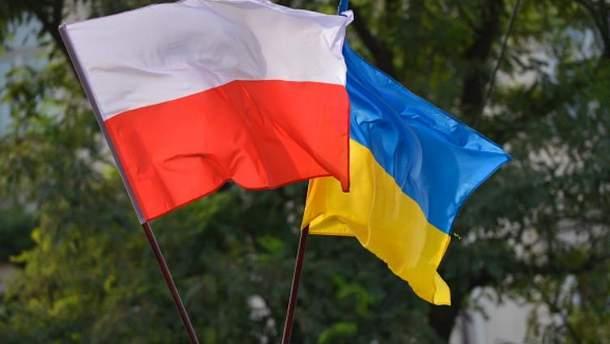 В украинско-польских отношениях наблюдается определенная напряженность