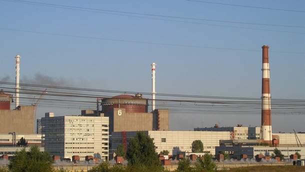 Запорізька АЕС відключила енергоблок №6: стала відома причина