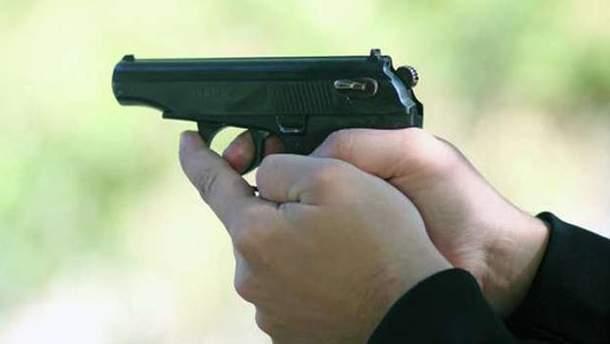 Стрілянина в Одесі, поранено поліцейського