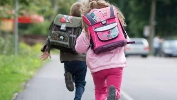 В Николаеве мужчина пытался похитить детей на территории школы