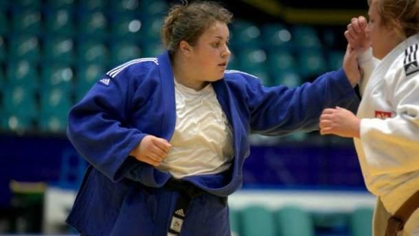 Василина Кириченко стала переможницею молодіжної першості Європи з дзюдо