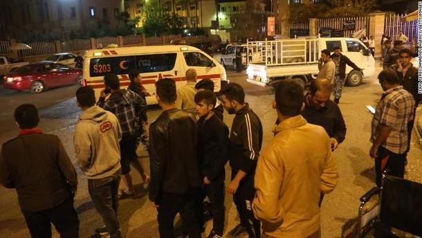 Потужний землетрус в Ірані та Іраку: кількість загиблих перевалила за 140 осіб