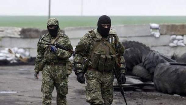 Террористы на Донбассе усилили боевую активность вдвое