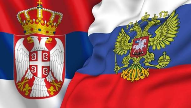 Сербія не буде вводити санкції проти Росії