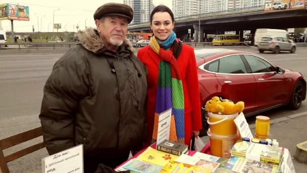 Николай Ульянич является настоящим фанатом меда и здорового образа жизни