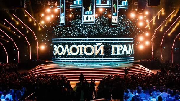 """""""Золотой граммофон"""" получили не только исполнители из России, но и из Украины"""