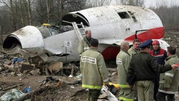 Омельченко рассказал, как Россия уничтожила самолет Качиньского