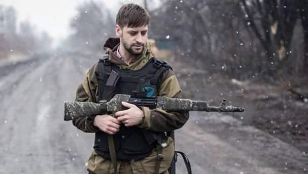 """Олексій Смирнов – керівник батальйону """"Ангел"""""""