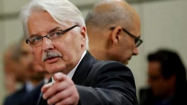 """Польша не собирается обнародовать имена украинцев, которые попали в """"черный список"""""""