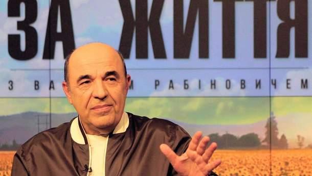 Вибори-2019: Кремль робитиме ставку на Рабіновича