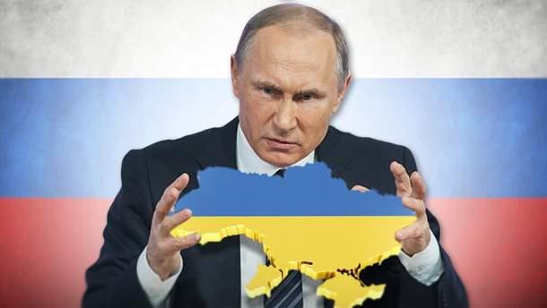 Путін продовжує шантажувати Захід