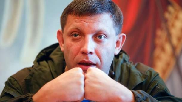 """Боевик Захарченко хочет устроить в """"ДНР"""" голодомор"""