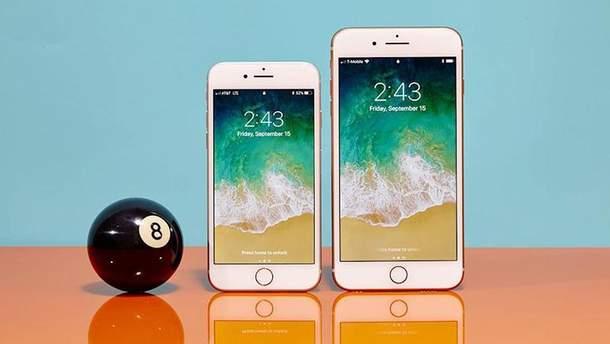 iPhone 8 погано продається