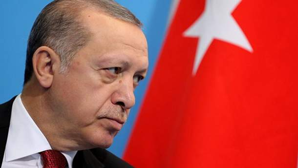 Ердоган пропонує Росії та США вивести війська з Сирії