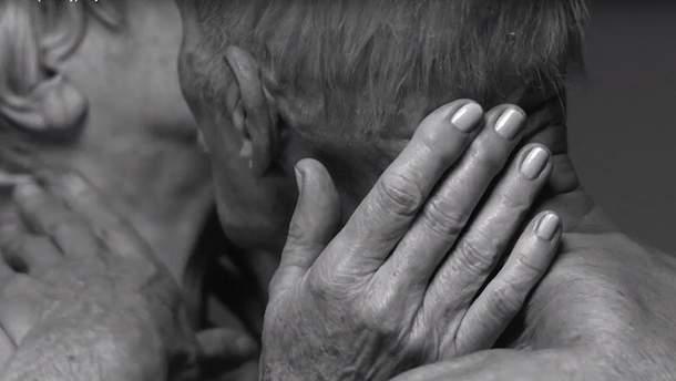 Секс по простому пожилых людей