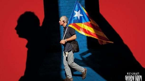 Европа видит, кто стоит за сепаратистами Каталонии