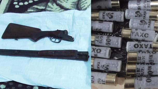На Одещині чоловік розстріляв сусідів. які пили алкоголь і шуміли