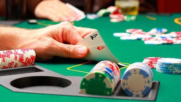 Напад на підпільне казино в Києві
