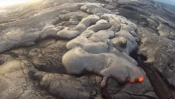 Вулканічна лава