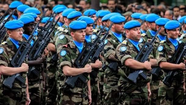 Миротворцы на Донбассе были главной темой переговоров Суркова и Волкера