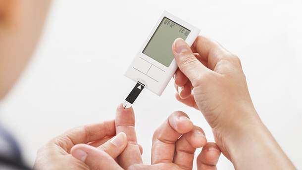 Симптоми діабету