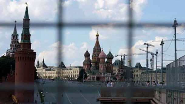 Розрив дипломатичних відносин з Росією