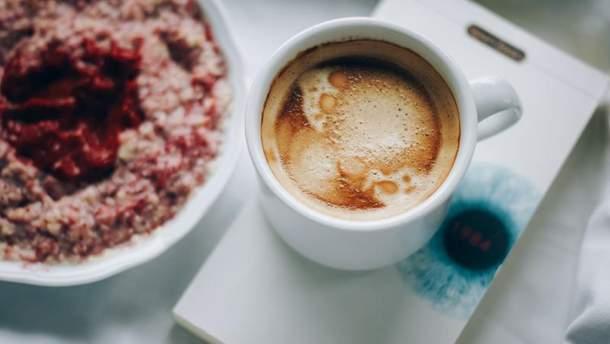 Кава не шкодить серцю
