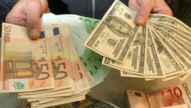 Готівковий курс валют 14 листопада в Україні