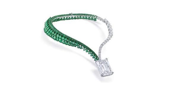 Унікальний діамант продадуть у Женеві