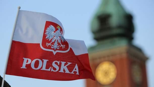 Споры между Украиной и Польшей