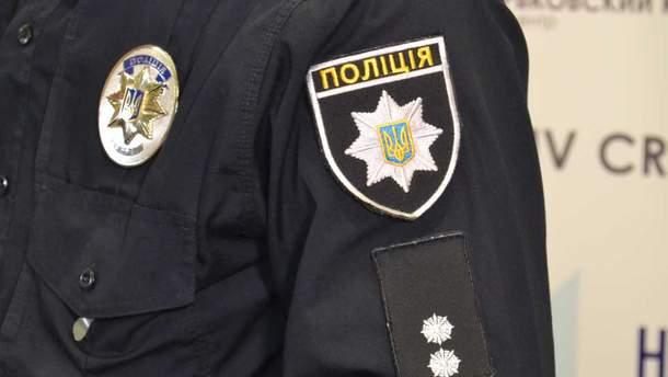 Покушение на полицию в Ровно