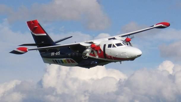 Авіакатастрофа в Хабаровську 15 листопада: розбився літак L-410