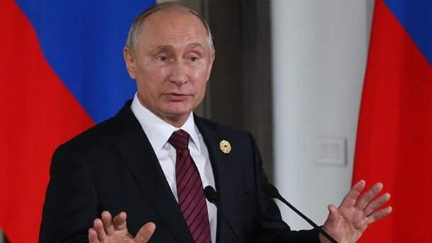 На російському сайті з'явилась вакансія на посаду Президента Росії