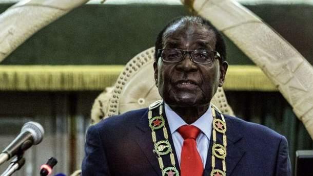 Роберта Мугабе задержали