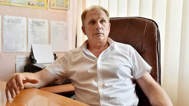 Олег Зонтов