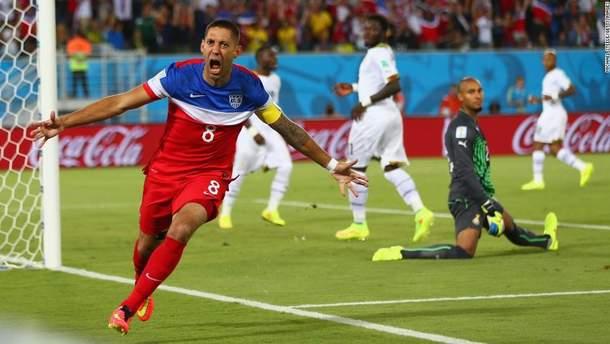 Сборная США не попала на Чемпионат мира по футболу в России