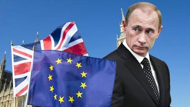 Вплив Росії на Brexit
