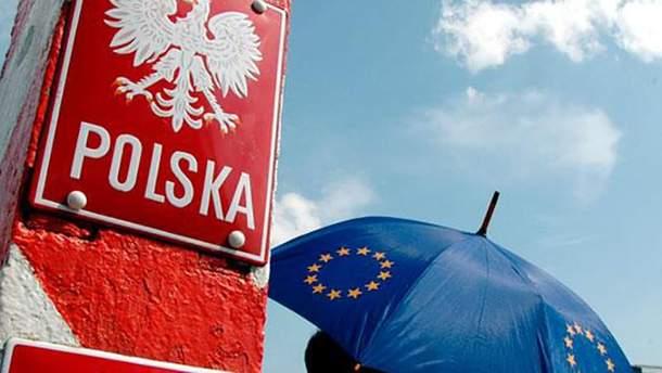 Европарламент готовит санкции против Польши
