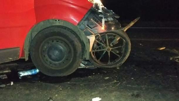 """Авария на трассе """"Одесса – Рени"""" произошла 11 ноября"""
